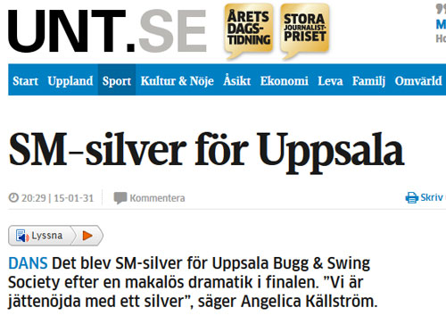 20150131 UNTse INGRESS LagSM-SilverForUppsala